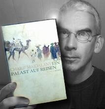 Charif Majdalani: Ein Palast auf Reisen, Verlag Knaus